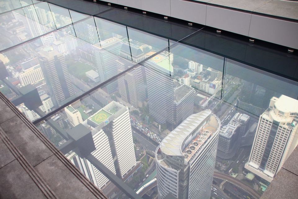 Mahanakhon SkyWalk Admission Ticket