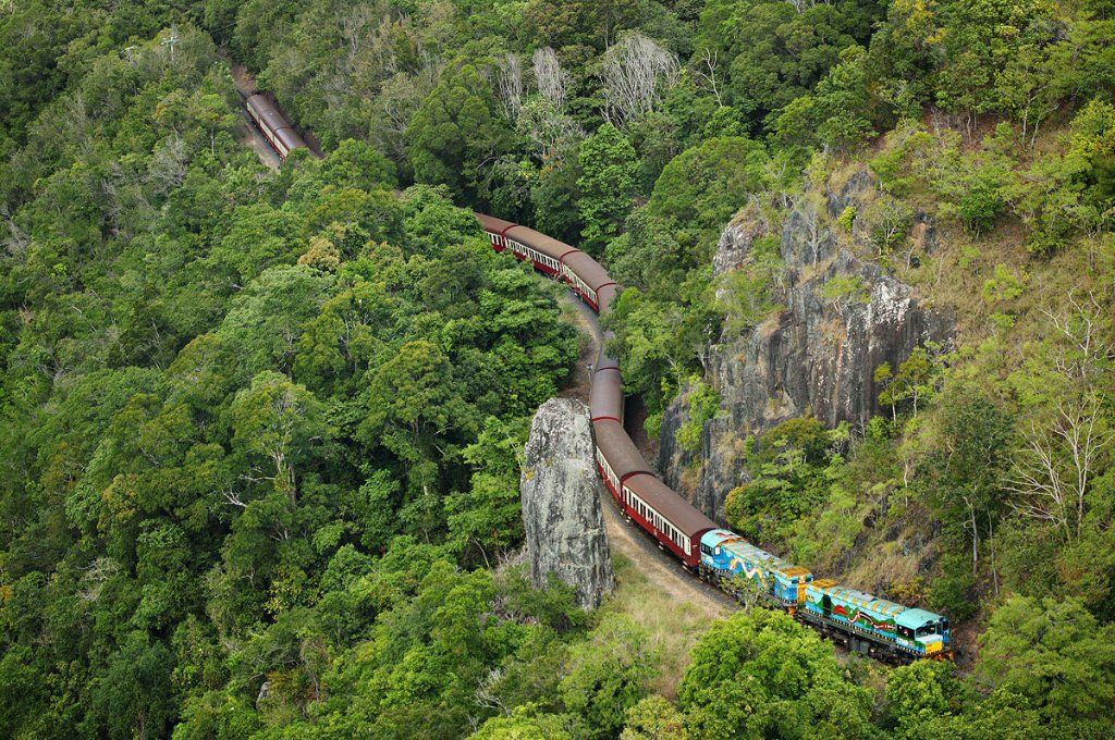 Cairns: Self-Guided Kuranda Day Trip, Scenic Rail & Skyrail
