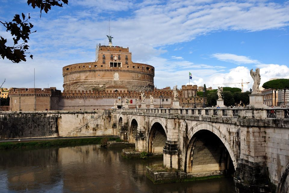Panoramic Bus Tour of Rome from Civitavecchia Port