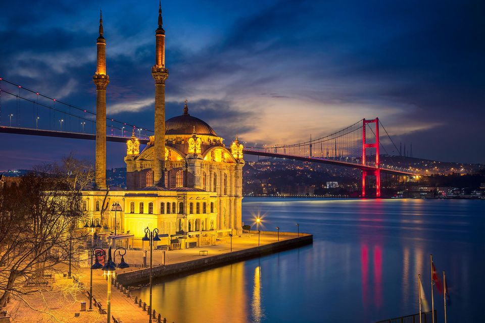 Istanbul: Bosphorus Night Cruise