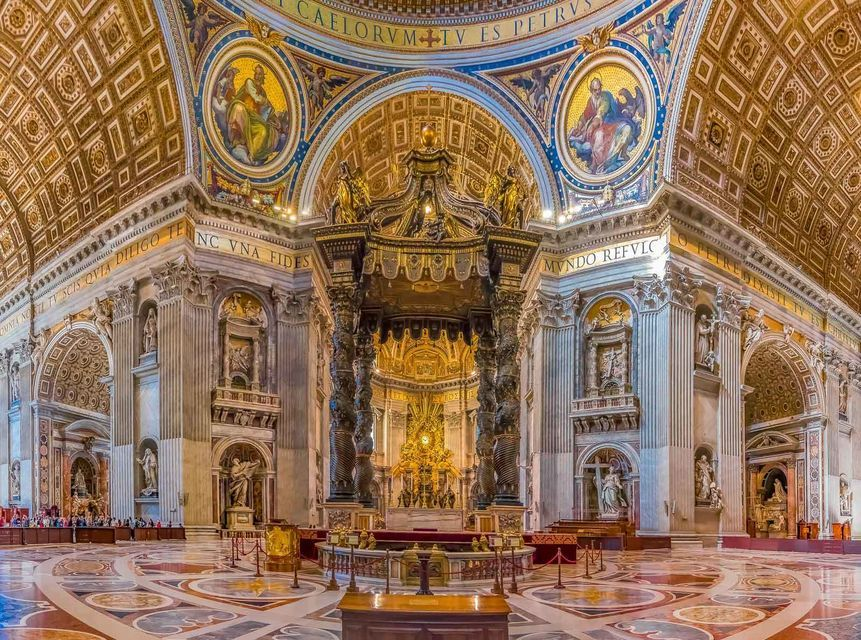 Vatican Museum, Sistine Chapel & Saint Peter's Guided Tour