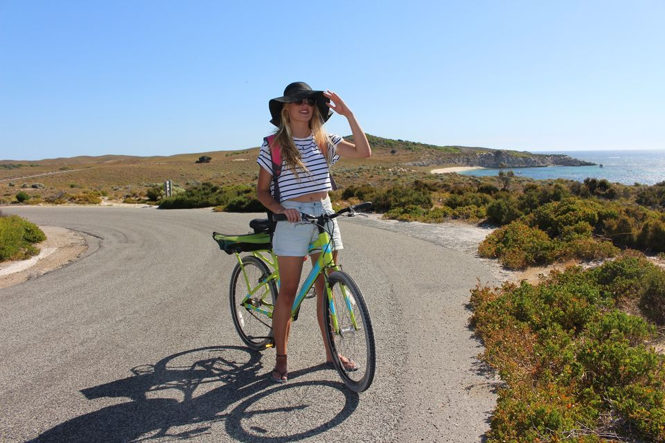 From Perth: Rottnest Island Bike and Ferry Combo