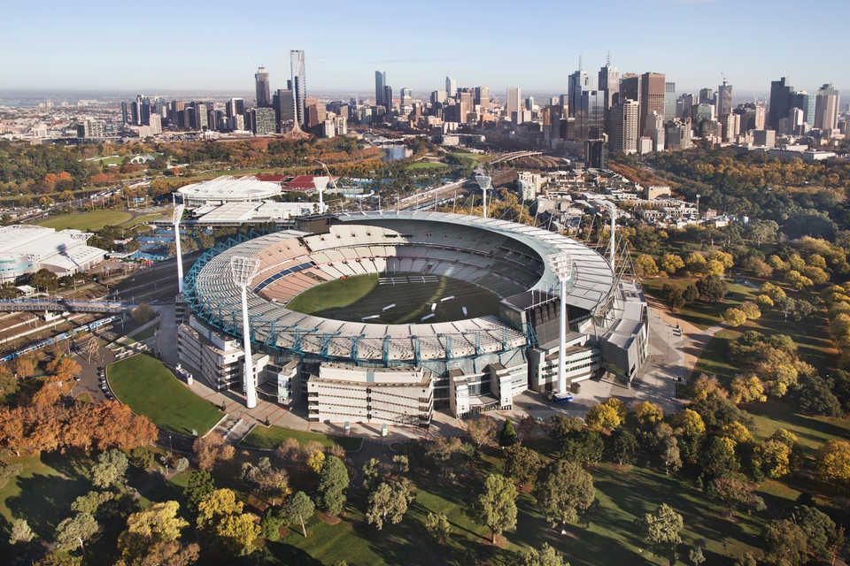 Melbourne Cricket Ground Tour