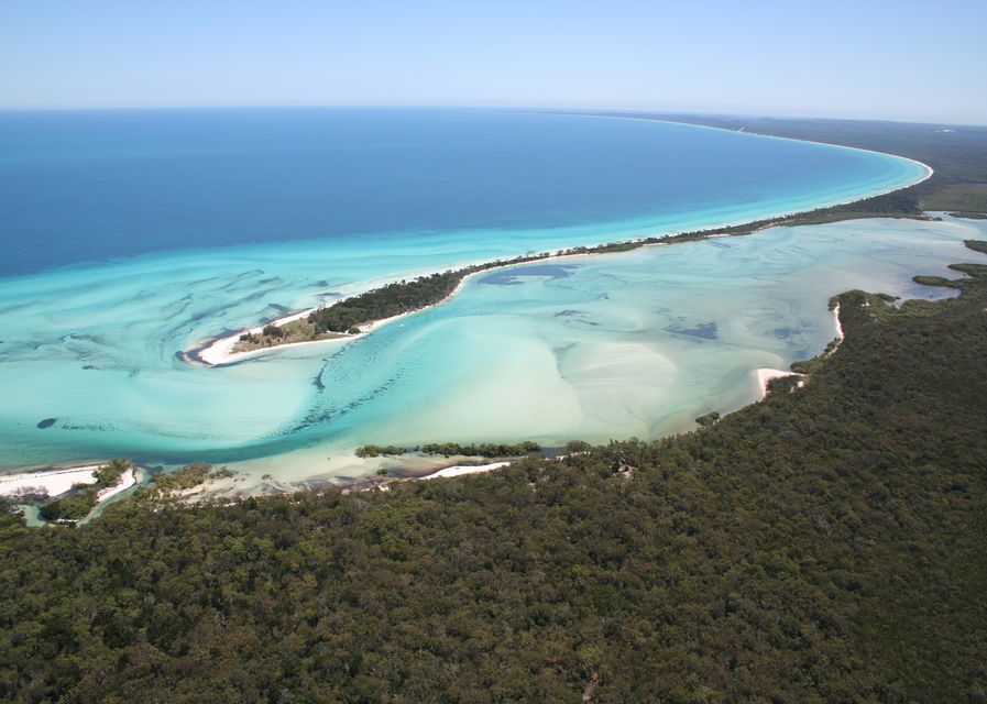 Remote Fraser Island Tour from Hervey Bay