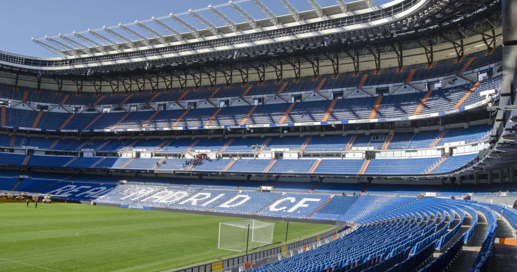 Madrid: Bernabéu Stadium Tour with Direct Access Tickets