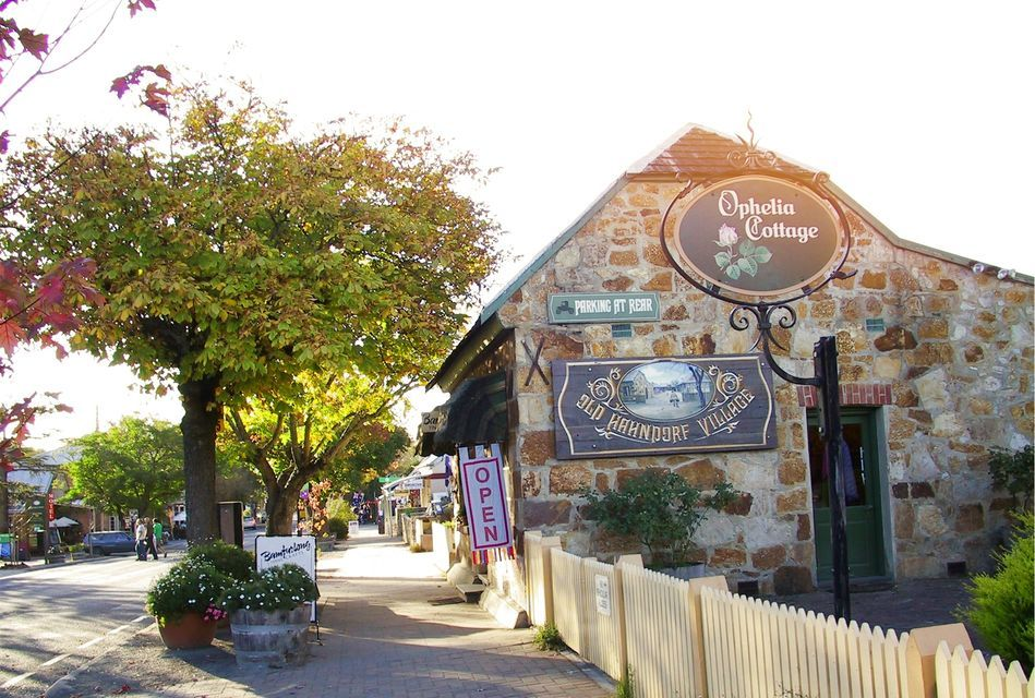 Adelaide City, Hills & Hahndorf Tour with Afternoon Tea