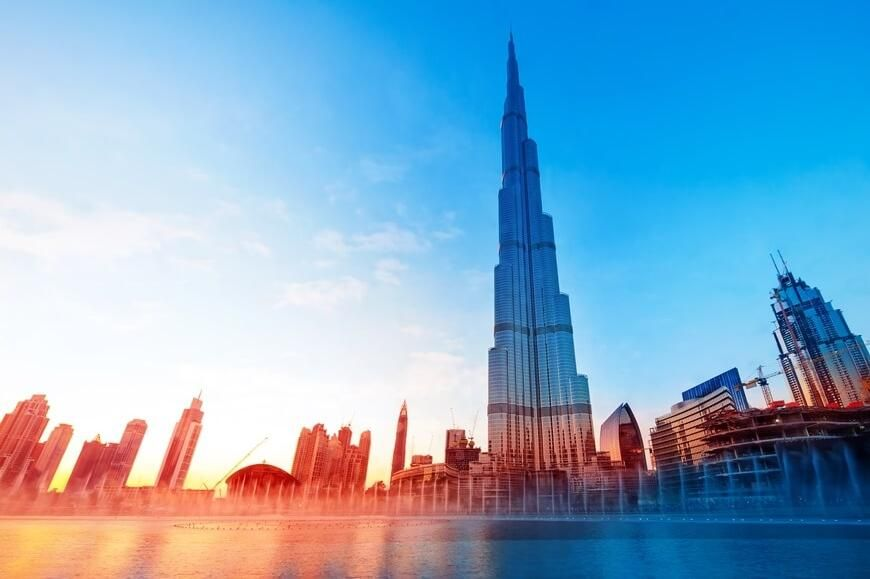 Burj Khalifa Tickets and Tour: Level 124, 125 and 148