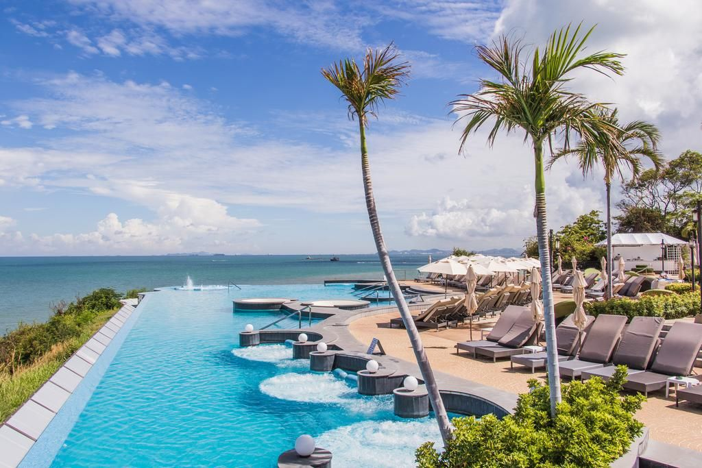 Royal Cliff Beach Hotel, Pattaya