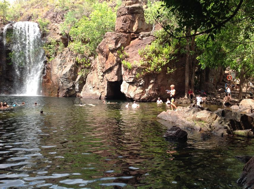 Litchfield Park Tour & Jumping Crocodile Cruise from Darwin