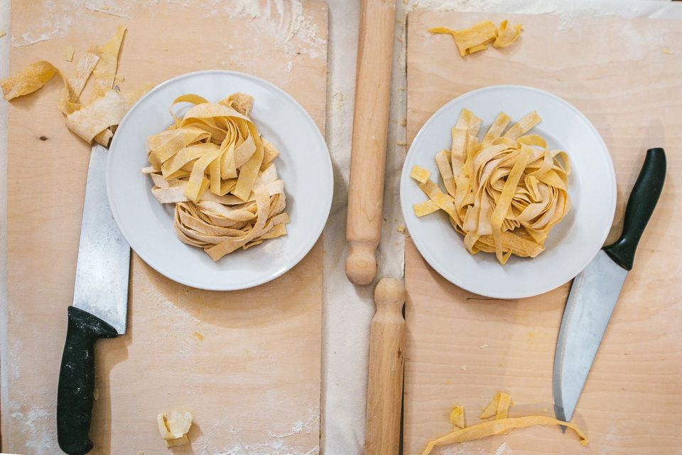 Pasta & Tiramisu Workshop with Dinner In Rome