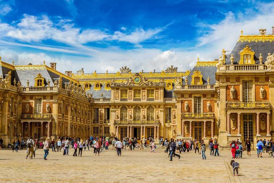 Palace of Versailles and Gardens Full Access Ticket