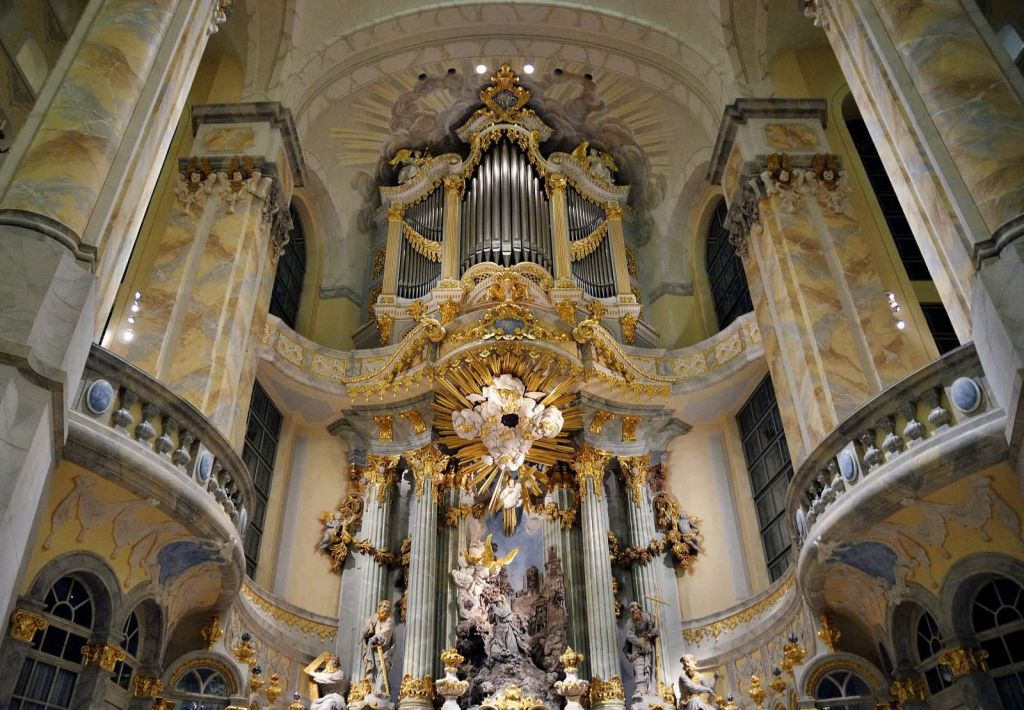 Dresden: Visit to the Frauenkirche